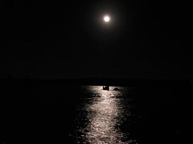 Licht im Dunkeln